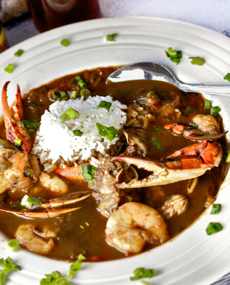 Each spoonful digs deeper into the essence of what it means to be Cajun. (Photo credit: George Graham)
