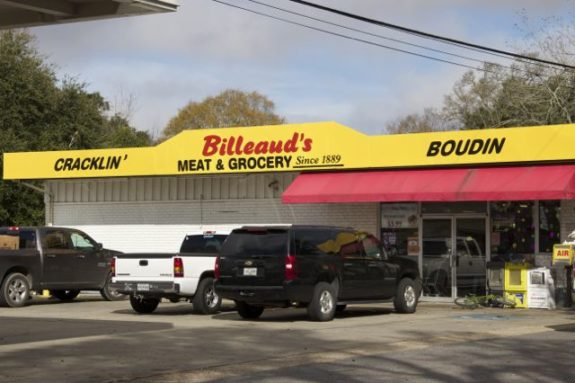 Billeaud's Meat Market is a source for Cajun recipe ingredients.