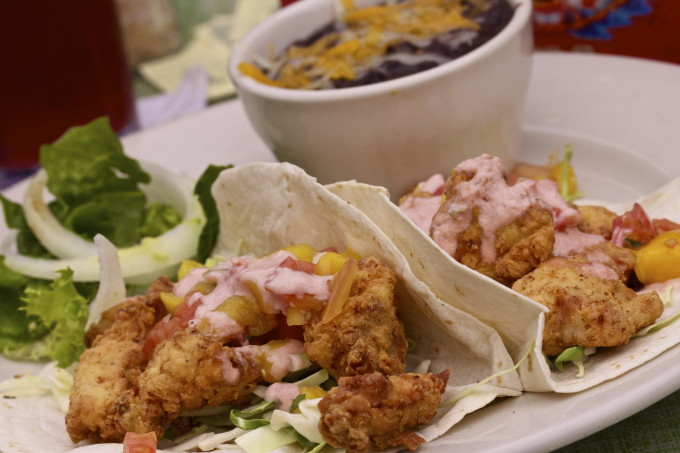 Gulf Coast Fish Tacos - A Cajun Recipe - Lafayette, Louisiana