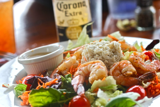 Louisiana Seafood Salad