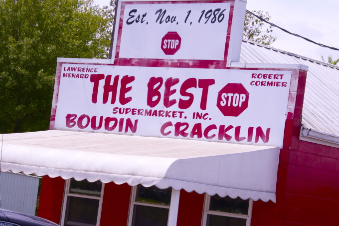 The Best Stop is the source of ingredients for many Cajun recipes.