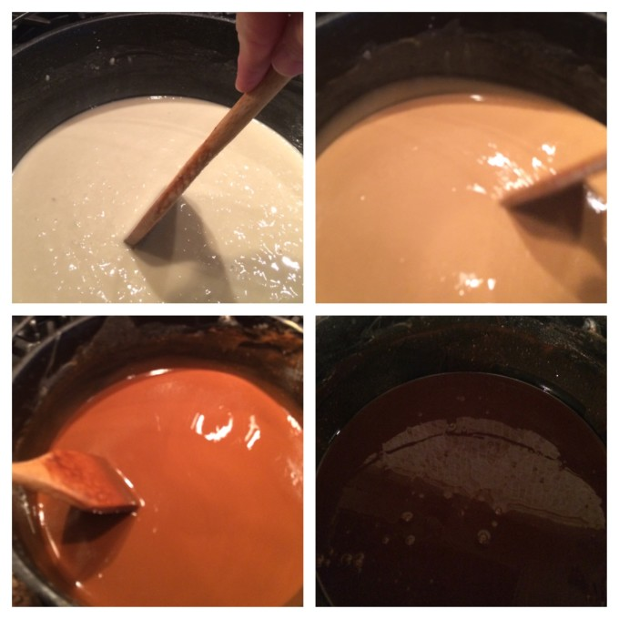 4 Stages Of Roux