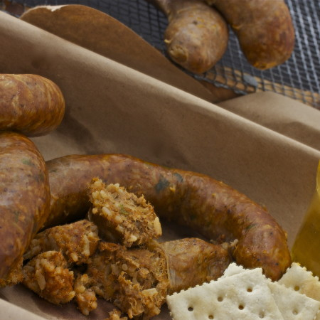 Cajun Boudin: The key to many Cajun recipes and the foundation of Cajun cooking.