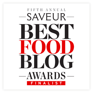 SAVEUR Best Food Blog Awards Finalist