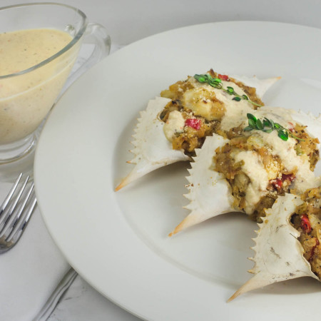Stuffed Crabs Sauce