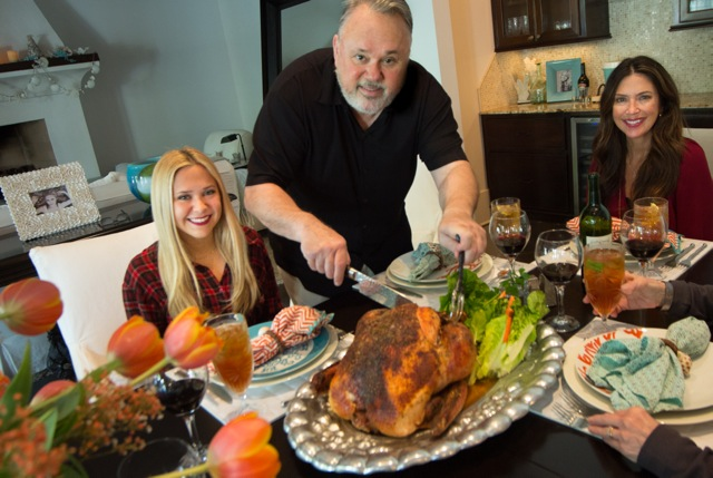 Happy Thanksgiving from our Acadiana Table to yours. The Grahams