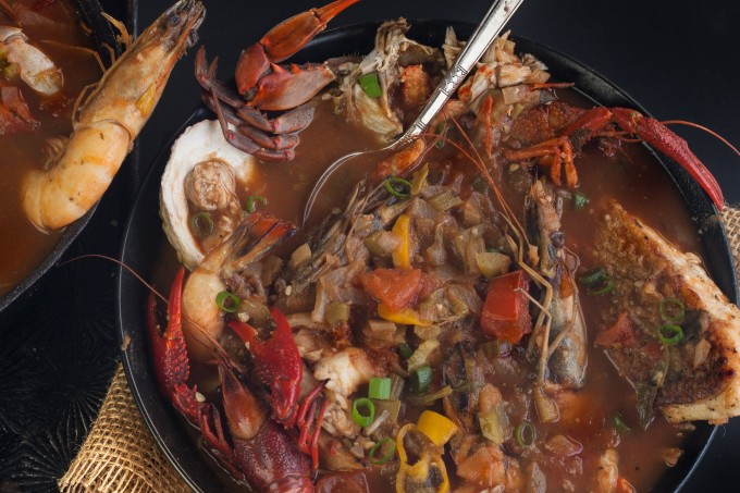 Creole Cioppino: A tasty Cajun recipe.