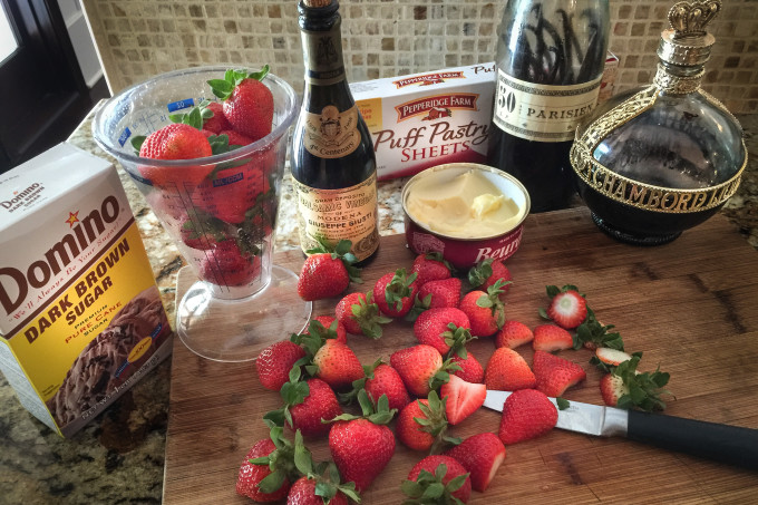 Fresh strawberries shine when combined with these simple ingredients in my Strawberry Cobbler recipe.