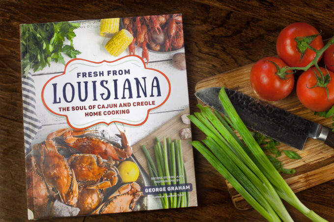 Our newest cookbook will be shipping November 17, 2020. (Photo credit: George Graham)
