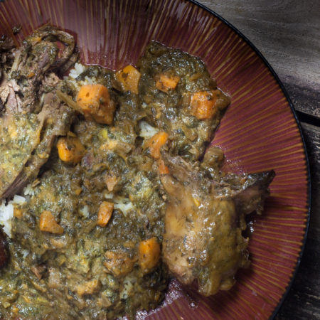 Wild ducks bathed in an aromatic gravy are tender and tasty in this one-pot braise. (All photos credit: George Graham)