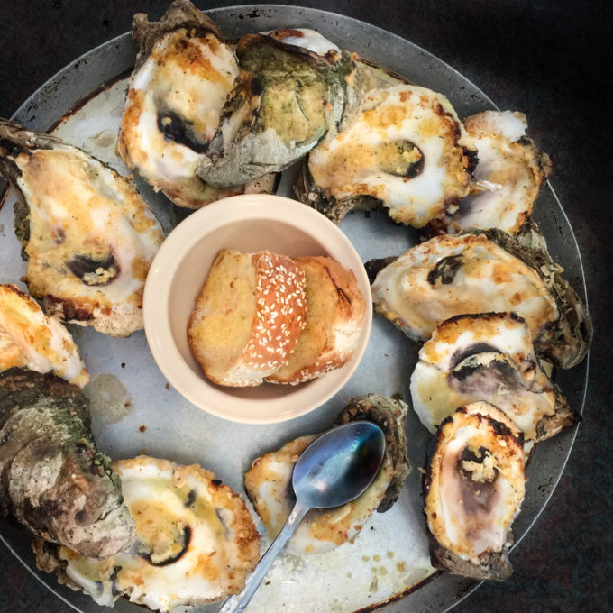 This Oysters Supreme recipe will leave you wanting more.