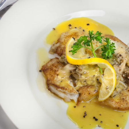 Flounder Favorite: A Fish Dish with Layers of Flavor