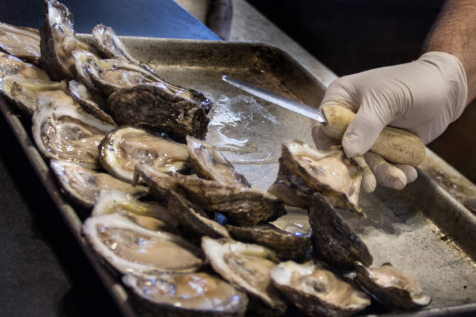 Doesn't get any fresher than Felix's Oyster Bar!