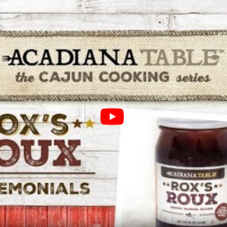How To Make A Roux with Roxanne Graham