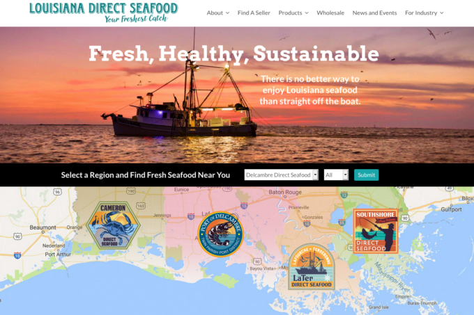From Boat-To-Table, one click on this website will open up a world of fresh seafood resources close to you.