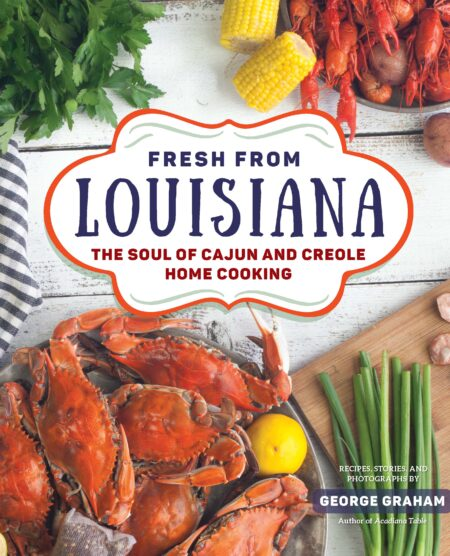Fresh From Louisiana_cover_final