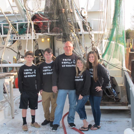 Meet The Fisherman: The Portier Family