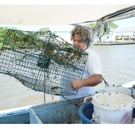 Meet The Fisherman: Pete Gerica